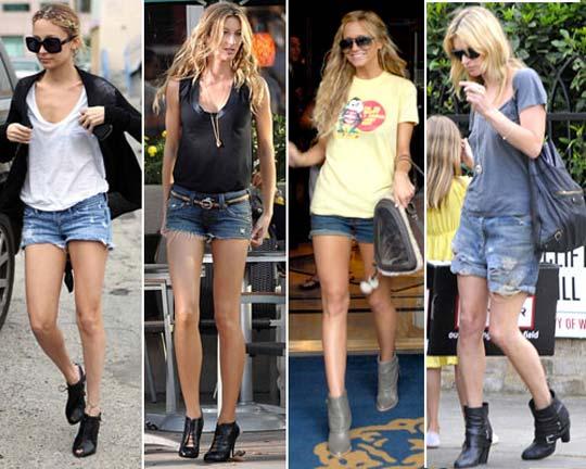 jean shorts (1/2)