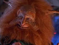 Billy Barty as Gwildor from Masters of the Universe